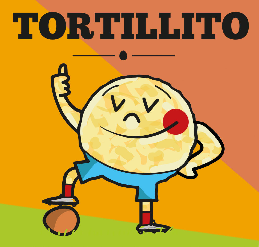 ¿Conoces a tortillito?