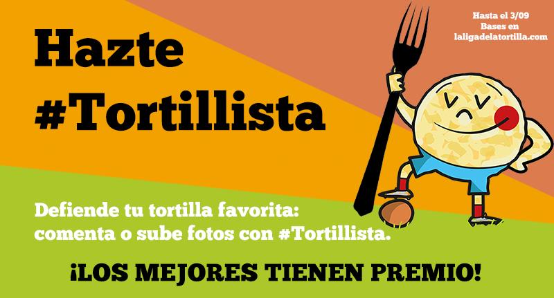 Hazte #tortillista