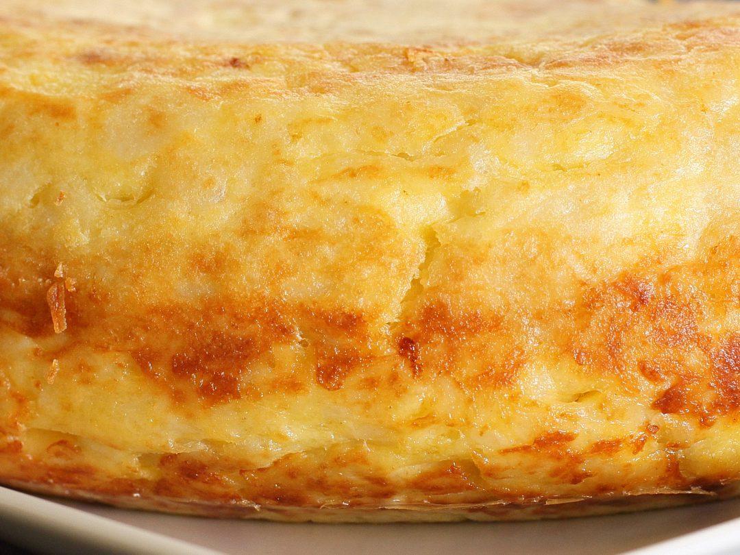 El origen de la tortilla de patata