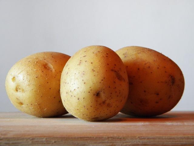 Y ahora los beneficios de la patata.