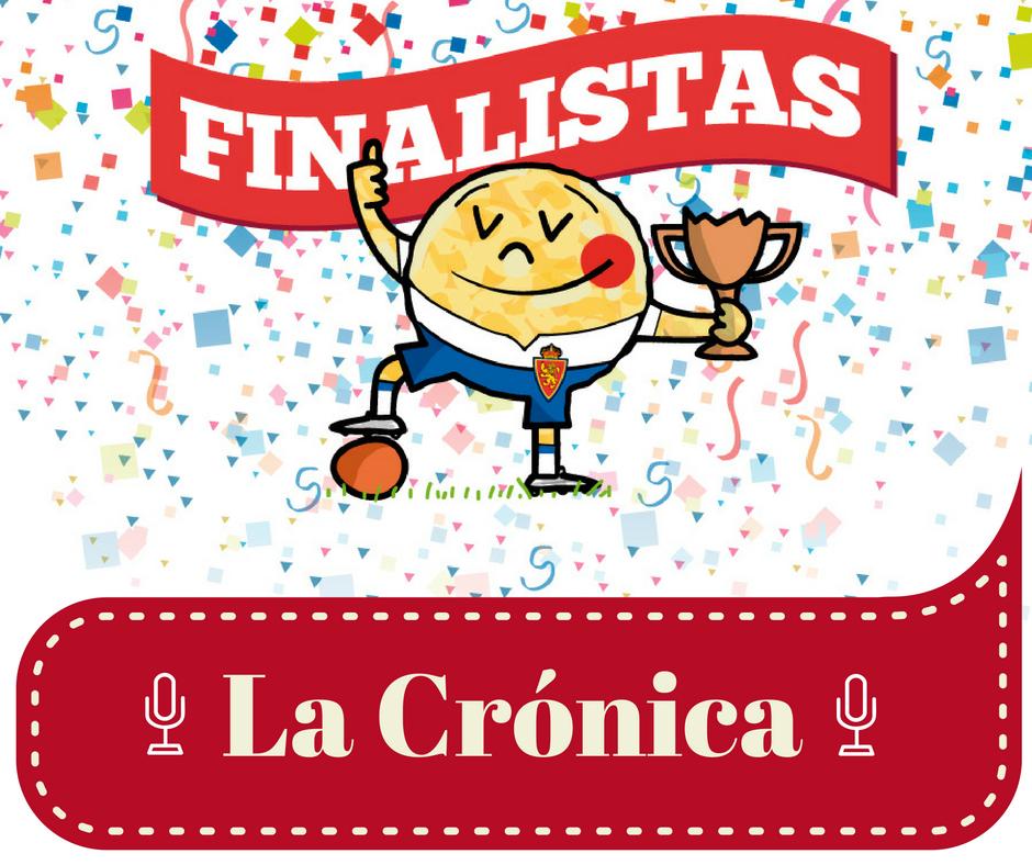 Las ocho mejores tortillas de Zaragoza 2016