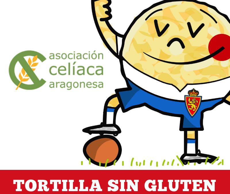 ¿Cúal será la mejor tortilla de patatas de Zaragoza sin gluten este año?