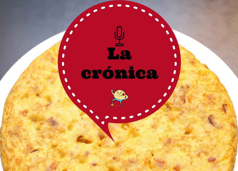 La crónica (dieciseisavos de final 2018)