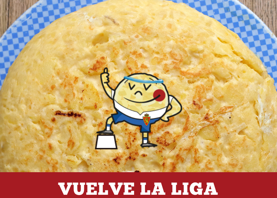 Vuelve la Liga de la Tortilla